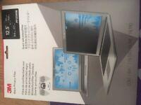 "12.5"" laptop screen protector"