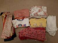 Huge Bundle of baby Clothes 9-12 Months 43 items in Good Condition