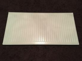 Purmo Compact Radiator Single Panel Single Convector 600mm x 1200mm White