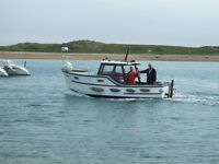 Fishing boat 21ft Corvic Searider for sale £6950 or near offer