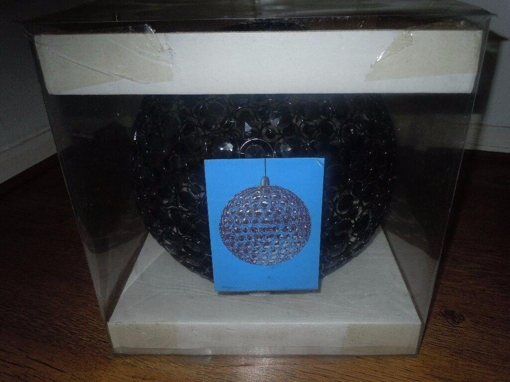 Modern acrylic crystal jewel ceiling light lamp shade