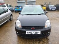 FORD FIESTA S - RK07XOR - DIRECT FROM INS CO