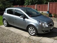 Vauxhall Corsa Special Edition 1.2 16V Silver Lake Colour 5 Door Hatchback