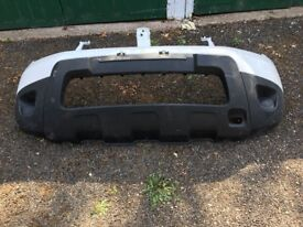 Renault duster front bumper 09 - 17