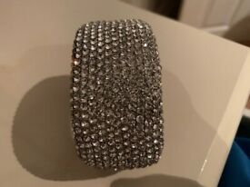 Dress jewellery diamonte bracelet