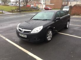 Vauxhall vectra exclusive 1.8 petrol 2007