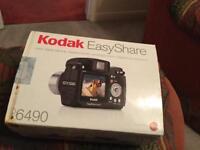 Kodak easy share camera/video DX 6490