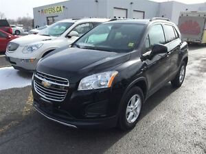 2016 Chevrolet Trax LT AWD SUNROOF LEATHER/CLOTH!!!
