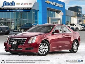 2010 Cadillac CTS 3.0 3.0L|AWD|SUNROOF|XM|BLUETOOTH
