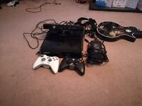 XBOX 360 AND 32 GAMES