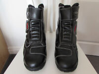 USED MOTORCYCLE BOOTS RAOD STAR NB 30 BY NITRO RACING SIZE UK 6