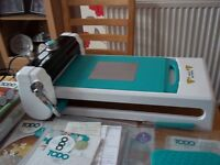 CRAFTING MACHINE,TODO, DIE CUTS, EMBOSS,LETTERPRESS,STAMPS AND HOT FOILS