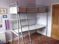 IKEA Tromso cabin bed / desk