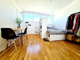 Studio flat in Mayton street, Holloway