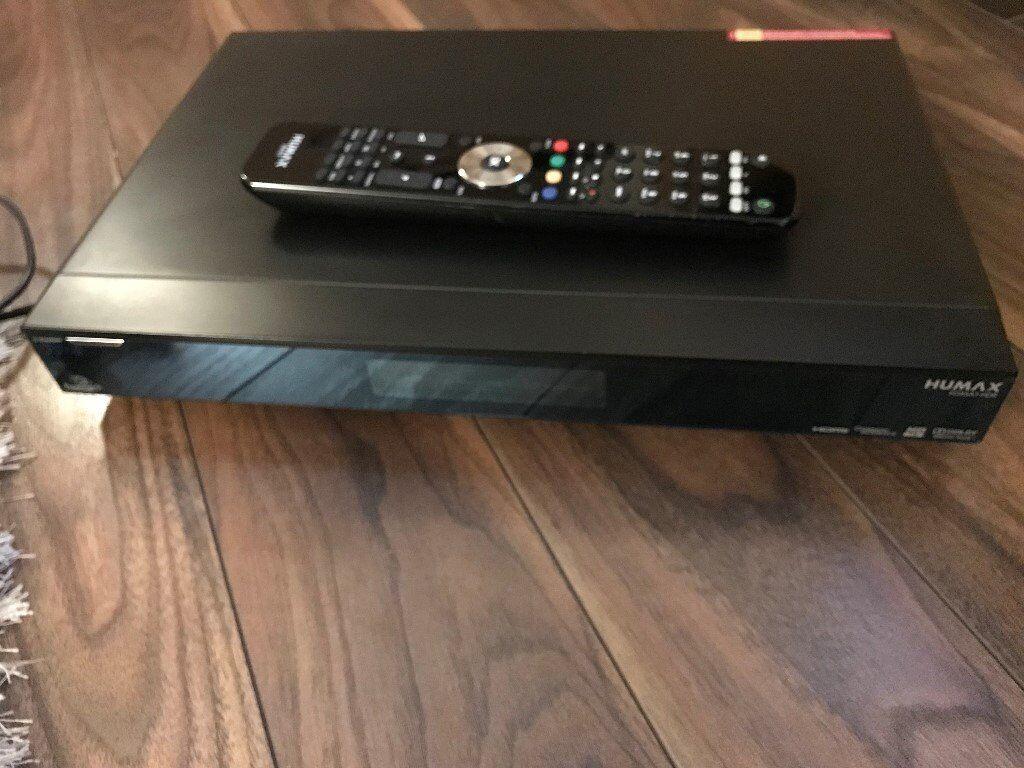 Humax FOXSAT-HDR Twin Tuner Freesat HD Receiver HDD PVR Recorder | in  Kiveton Park, South Yorkshire | Gumtree