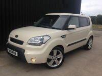 2010 KIA Soul 1.6 CRDi Shaker Diesel, 1 Previous Owner, 2 Keys, Service History, Finance Available
