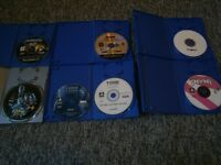 6 PS2 Games