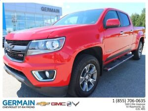 2018 CHEVROLET COLORADO 4WD CREW CAB Z71
