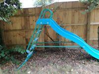 Slide blue