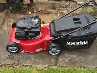 Mountfield sp454 petrol mower