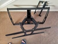 TV WALL MOUNT - STRONG - for large TV max. 125lbs/57kg/