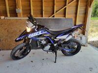 Yamaha, WR, 2012, 124 (cc)