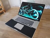 "Apple MacBook Pro 17"" Swap a 27"" Slim iMac"