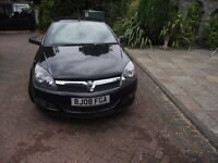 VAUXHALL ASTRA TWINTOP 1.8. 2008. 89000 MILES. FSH. MOT March 2017. GOOD COND. ROOF SERVICED