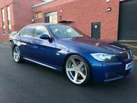 2008 BMW 330D M-SPORT AUTOMATIC FULL SERVICE HISTORY JUST PASSED THE MOT EXCELLENT CONDITION
