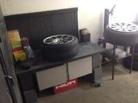 Alloy Wheel Refurbishment - UB7 West Drayton - Audi - BMW - Mercedes - Ford - VW