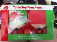 Ping Pong - Table Top