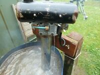 Seagull silver century outboard