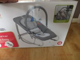 Badabulle baby bounser for sell in very good conditions