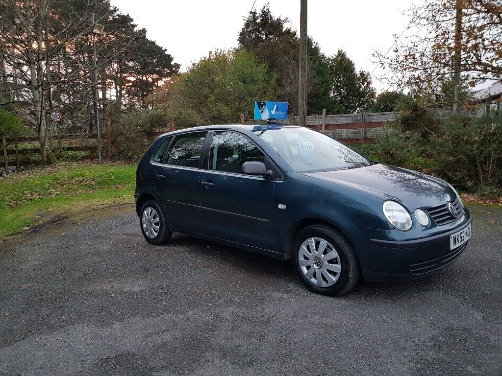 Vw Polo 1.2 petrol (Extremely low mileage)