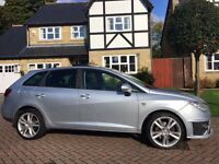 Seat Ibiza 1.6 Tdi CR Sport 2010 Super Tourer Pano Roof
