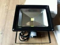 PIR sensor lights