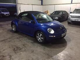 2008 Volkswagen Beetle 1.8 cc convertible 1 owner guaranteed cheapest in country