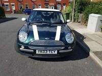 2003 MINI COOPER 1.6 PETROL - VERY GOOD CONDITION IN AND OUT