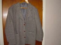 Harris Tweed mens jacket from Next 42