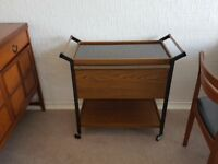 1970s electric Hostess Trolley