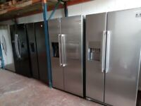 Bosch American fridge freezer kag93alepg (In very good condition with