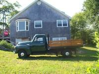 For Sale 1953 GMC 3600 Series