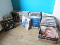 Vinyl record job lot collection 400 LP music vintage