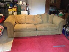 Large sofa/settee