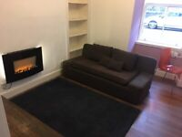 Sciennes - 1 bedroom ground floor flat with shared courtyard for rent