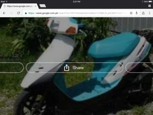 Wanted 1997 Honda dio scooter
