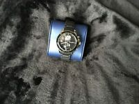 Thomas Sabo watch with black strap great codition