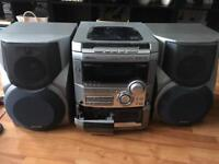 Aiwa music center / stereo system