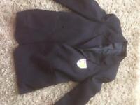 Archbishop illsley school blazer
