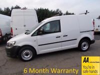 Volkswagen Caddy C20 1.6 TDI 102 STARLINE